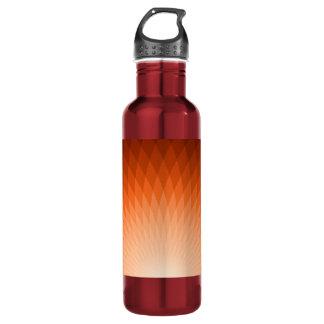 Sunrise 24 oz. Red Water Bottle