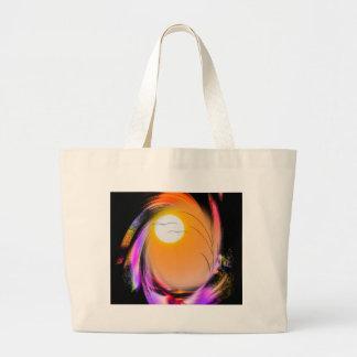 Sunrise 2 large tote bag