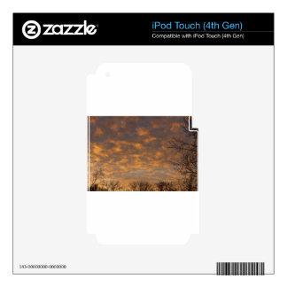 Sunrise_360 jpg skin for iPod touch 4G