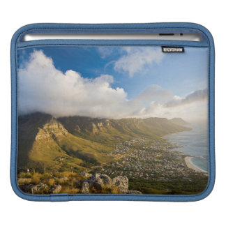 Sunrise Above Camps Bay And Table Mountain iPad Sleeve