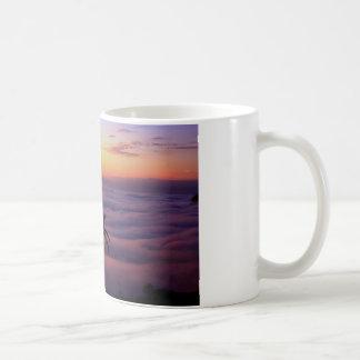 Sunrise Above The Clouds Mug