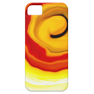 """""""Sunrise Abstract"""" Iphone5 case"""