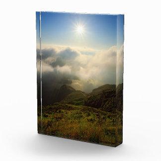 Sunrise Acrylic Award