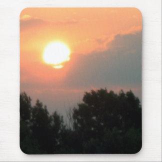sunrise again mouse pad