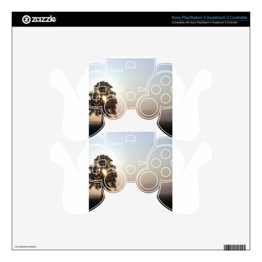 Sunrise Airfield PS3 Controller Decal