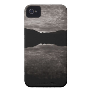 Sunrise Alaskan Silhouette iPhone 4 Case-Mate Cases