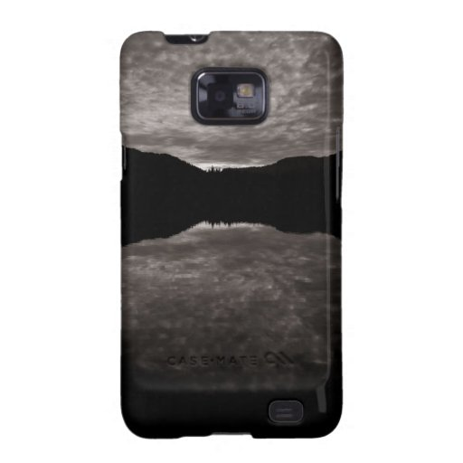 Sunrise Alaskan Silhouette Samsung Galaxy S Covers