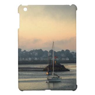 Sunrise and Boats Cover For The iPad Mini