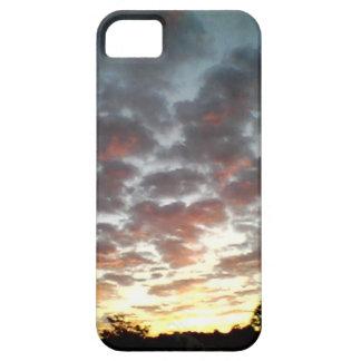 Sunrise and Clouds iPhone 5 Case