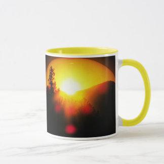 Sunrise and shine! with Bright Sunrise Mug
