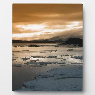 Sunrise Arctic Plaque