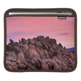 Sunrise at Alabama Hills iPad Sleeve