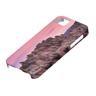 Sunrise at Alabama Hills iPhone SE/5/5s Case
