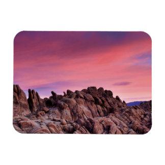 Sunrise at Alabama Hills Magnet