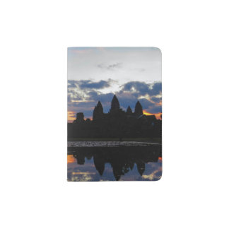 Sunrise at Angkor Wat, Cambodia - Passport Holder