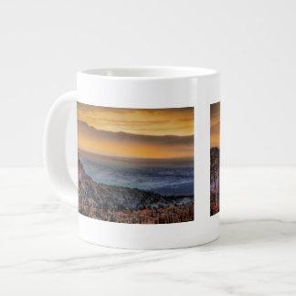 Sunrise at Bryce Canyon Giant Coffee Mug