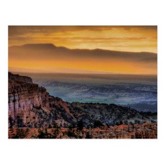 Sunrise at Bryce Canyon Postcard