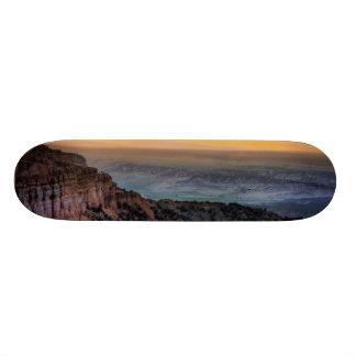 Sunrise at Bryce Canyon Skateboard