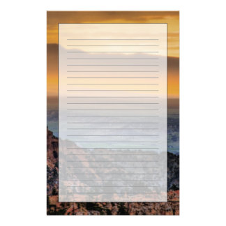 Sunrise at Bryce Canyon Stationery