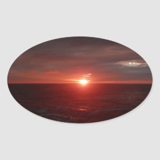 Sunrise At Cape Spear Stickers