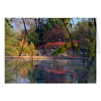 Sunrise At Cox Arboretum 23 Greeting Card