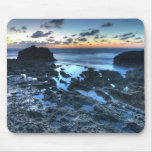 Sunrise at Dor beach Mousepads