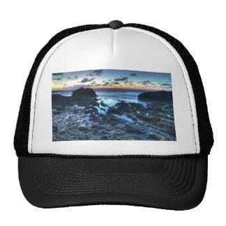 Sunrise at Dor beach Trucker Hat