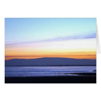 Sunrise at Estero Beach Card