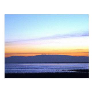 Sunrise at Estero Beach Postcard