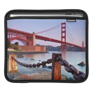 Sunrise At Fort Point iPad Sleeve