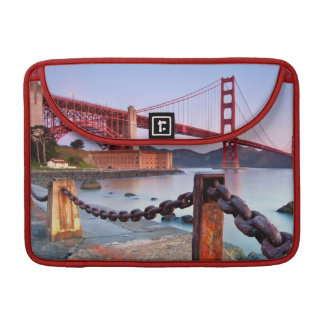 Sunrise At Fort Point Sleeve For MacBook Pro