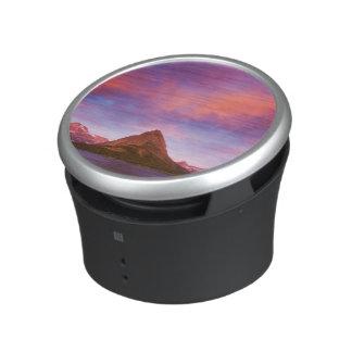 Sunrise at Glacier Bluetooth Speaker
