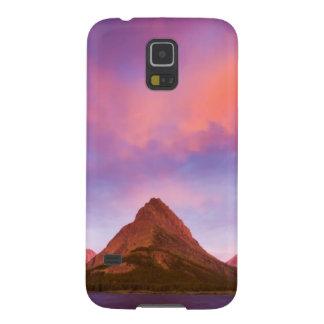 Sunrise at Glacier Galaxy S5 Case