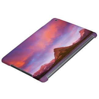Sunrise at Glacier iPad Air Cases