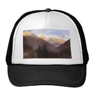 Sunrise at Glacier Station Trucker Hat