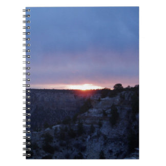 Sunrise at Grand Canyon Journals