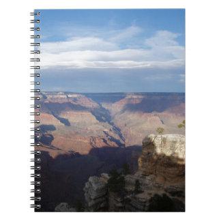 Sunrise at Grand Canyon Spiral Notebooks