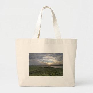 Sunrise at Menangle Canvas Bags