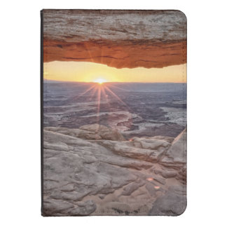 Sunrise at Mesa Arch, Canyonlands National Park Kindle Touch Case