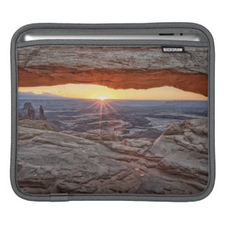 Sunrise at Mesa Arch, Canyonlands National Park Sleeve For iPads