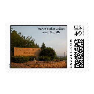 Sunrise at MLC Postage Stamp