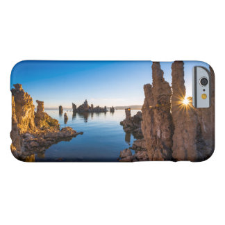 Sunrise at Mono lake, California Barely There iPhone 6 Case