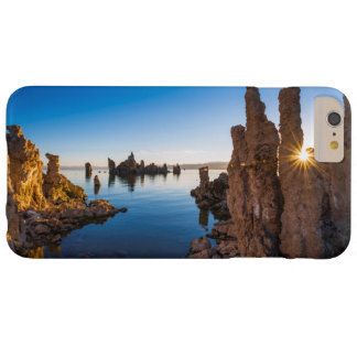 Sunrise at Mono lake, California Barely There iPhone 6 Plus Case