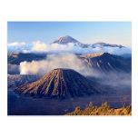 Sunrise at Mount Bromo, Java, Indonesia Postcard