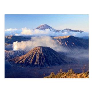 Sunrise at Mount Bromo, Java, Indonesia Postcards