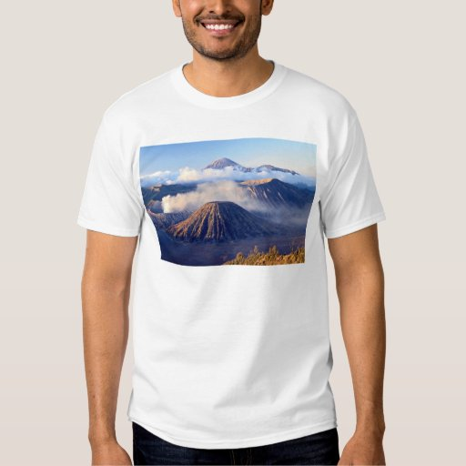 Sunrise at Mount Bromo, Java, Indonesia Tee Shirts