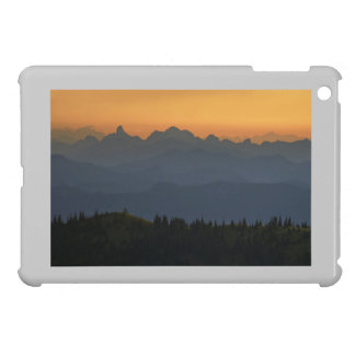 Sunrise at Mt. Rainier National Park iPad Mini Case