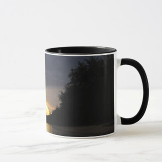 Sunrise At Pau Pau Beach Mug