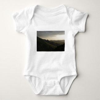 Sunrise at Red Rocks Colorado Baby Bodysuit