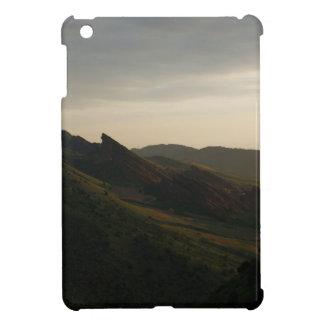 Sunrise at Red Rocks Colorado iPad Mini Cases